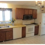 Kitchen at TTyler Road north Andover MA