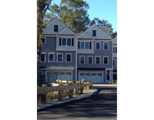 Merrimack Village Condos North Andover MA