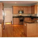 Kitchen Room at Olde Salem Village Condos in North Andover