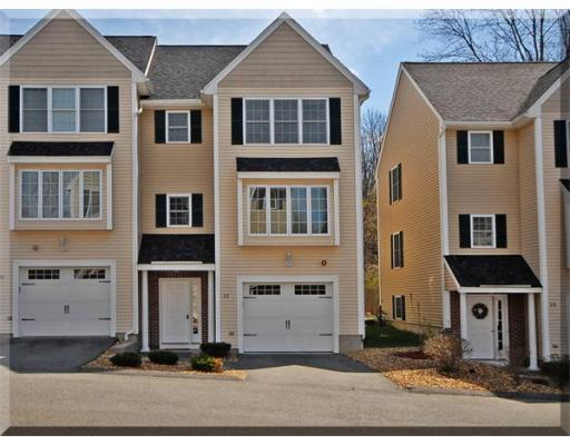 Waverly Oaks Condos in North Andover MA