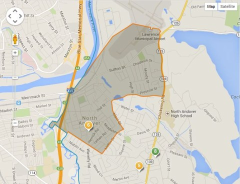 Thomson Elementary School District Map